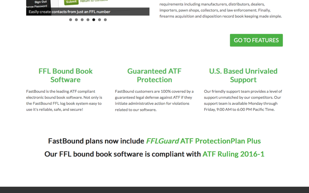 FastBound A&D Bound Book Software