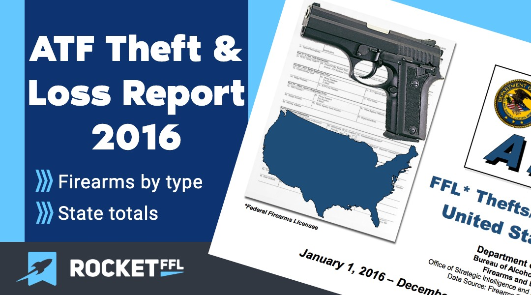 ATF Theft Loss Report