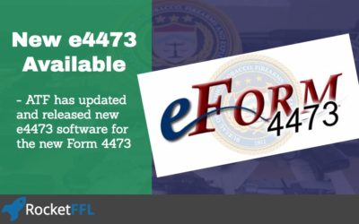 New 4473 eForm Available from ATF