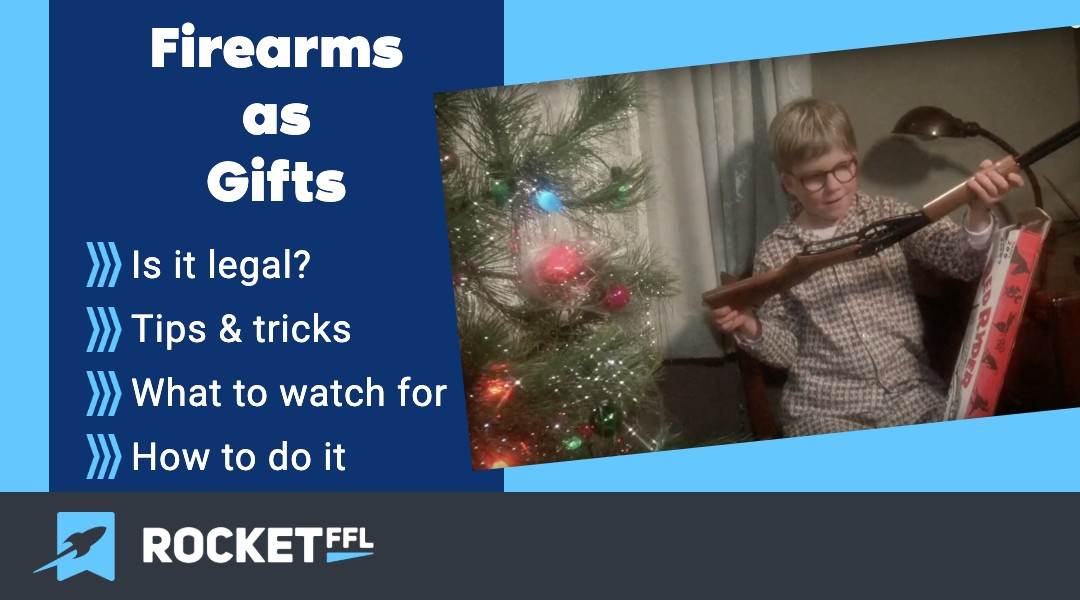 Firearms as Gifts