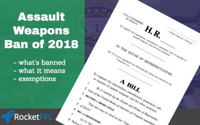 Assault Weapons Ban of 2018