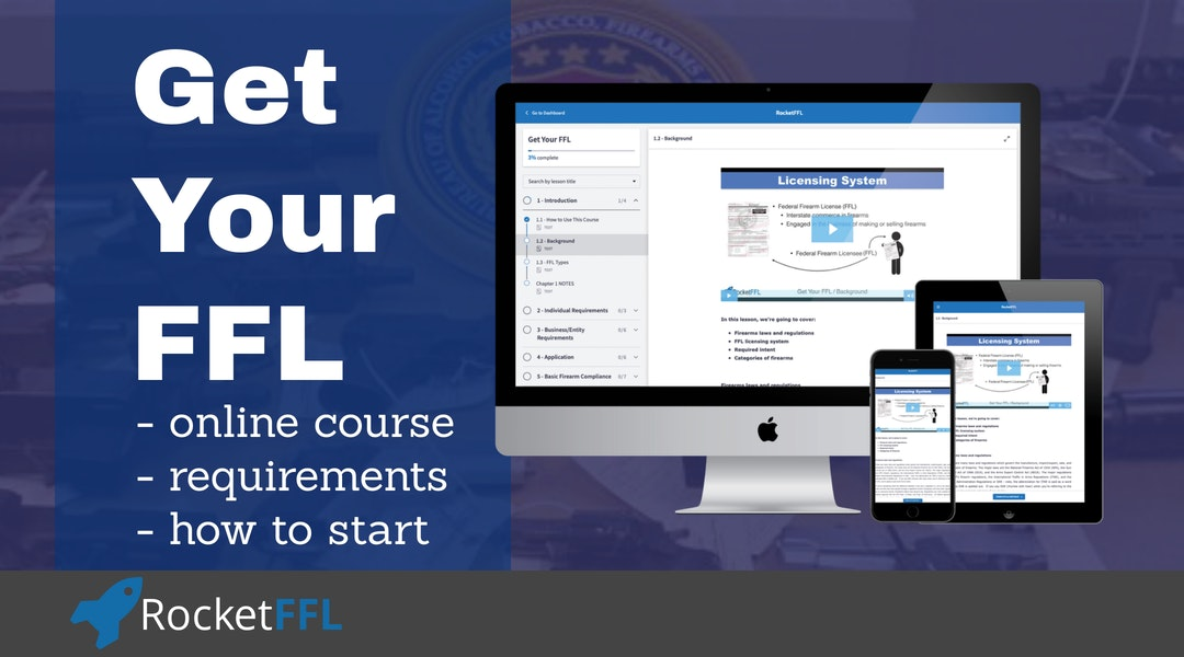 How to Get an FFL License – RocketFFL