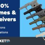 80% Frames & Receivers