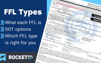 FFL License Types – Which FFL Should You Get? [2021]
