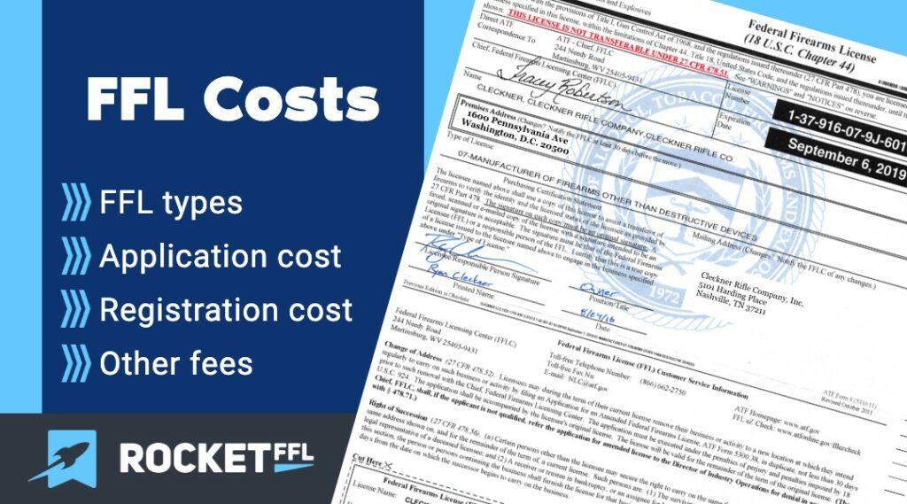 FFL Costs